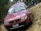 Images of Holden Adventra CX6 (VZ) 2005–07