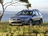 Photos of Holden VZ Adventra LX6 2005–07