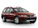 Photos of Holden Adventra CX6 (VZ) 2005–07