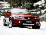 Pictures of Holden VZ Adventra LX8 2005–07