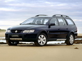 Pictures of Holden VZ Adventra CX8 2005–07