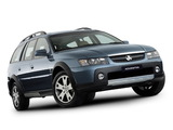 Holden VZ Adventra LX6 2005–07 wallpapers
