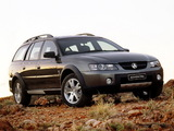 Holden VZ Adventra LX8 2005–07 wallpapers