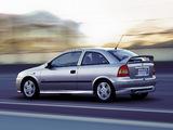 Holden TS Astra SRi 3-door 1998–2004 pictures
