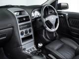 Holden TS Astra SRi 3-door 1998–2004 wallpapers