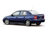 Holden TS Astra Sedan 1999–2004 pictures