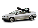 Holden TS Astra Convertible 2001–04 pictures
