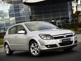 Holden AH Astra 5-door 2005 images