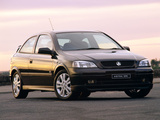 Images of Holden TS Astra SRi 3-door 1998–2004