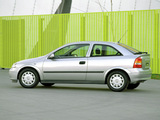 Images of Holden Astra 3-door (TS) 1998–2004