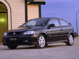 Photos of Holden TS Astra SRi 3-door 1998–2004