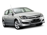 Photos of Holden AH Astra SRi 5-door 2008
