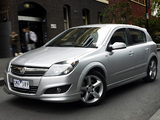 Pictures of Holden AH Astra SRi 5-door 2008