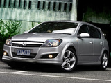 Holden AH Astra SRi 5-door 2008 wallpapers
