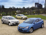 Holden Astra wallpapers