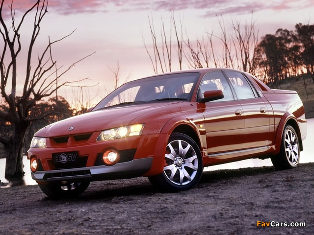 HSV Avalanche XUV 2003–05 images (640 x 480)