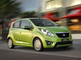 Holden Barina Spark (MJ) 2010–12 pictures