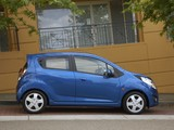 Holden Barina Spark (MJ) 2010–12 wallpapers