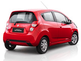 Holden Barina Spark (MJ) 2012 wallpapers