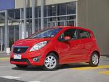 Photos of Holden Barina Spark (MJ) 2010–12