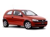 Holden XC Barina SRi 2000–03 pictures