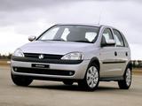 Holden XC Barina 5-door 2000–03 wallpapers