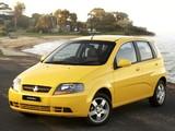 Holden TK Barina 5-door (T200) 2005–08 wallpapers