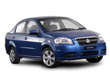 Holden Barina Sedan (TK) 2006 photos