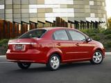 Holden Barina Sedan (TK) 2006 wallpapers