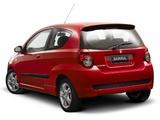 Holden Barina 3-door (TK) 2008–10 pictures
