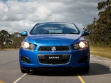 Holden Barina (TM) 2011 pictures