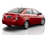 Holden Barina Sedan (TM) 2012 photos