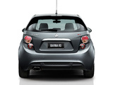 Holden Barina RS (TM) 2013 images