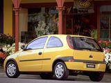 Images of Holden XC Barina SRi 2000–03