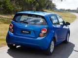 Images of Holden Barina (TM) 2011