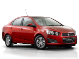 Images of Holden Barina Sedan (TM) 2012