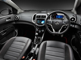 Images of Holden Barina RS (TM) 2013