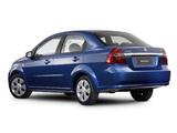 Photos of Holden Barina Sedan (TK) 2006