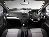 Photos of Holden Barina 5-door (TK) 2008