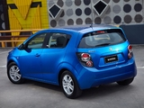 Pictures of Holden Barina (TM) 2011