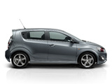Pictures of Holden Barina RS (TM) 2013