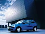 Holden XC Barina SRi 2000–03 wallpapers