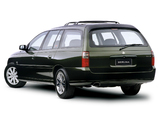 Holden VY Berlina Wagon 2002–04 pictures