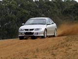 Holden VZ Calais 2004–06 photos