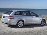 Holden VE Calais V Sportwagon 2008–10 pictures