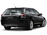 Images of Holden Calais V Sportwagon (VE Series II) 2010–13