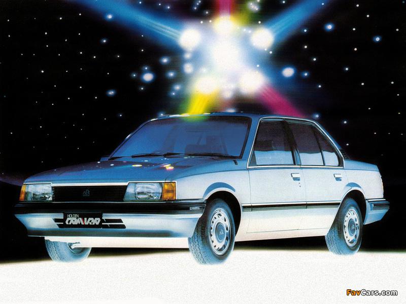 Holden JB Camira 1982–85 images (800 x 600)