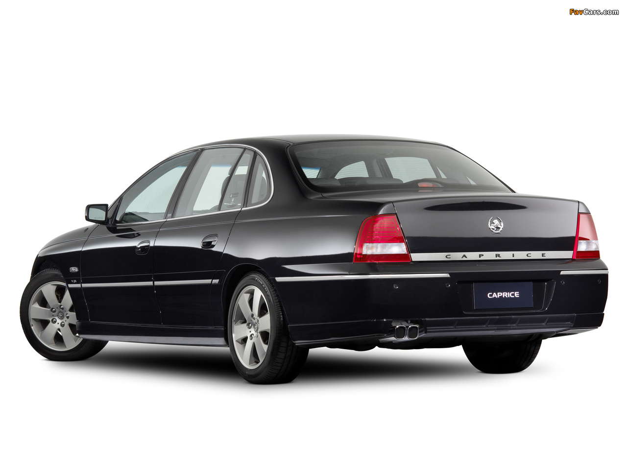 Holden WL Caprice 2004–06 images (1280 x 960)