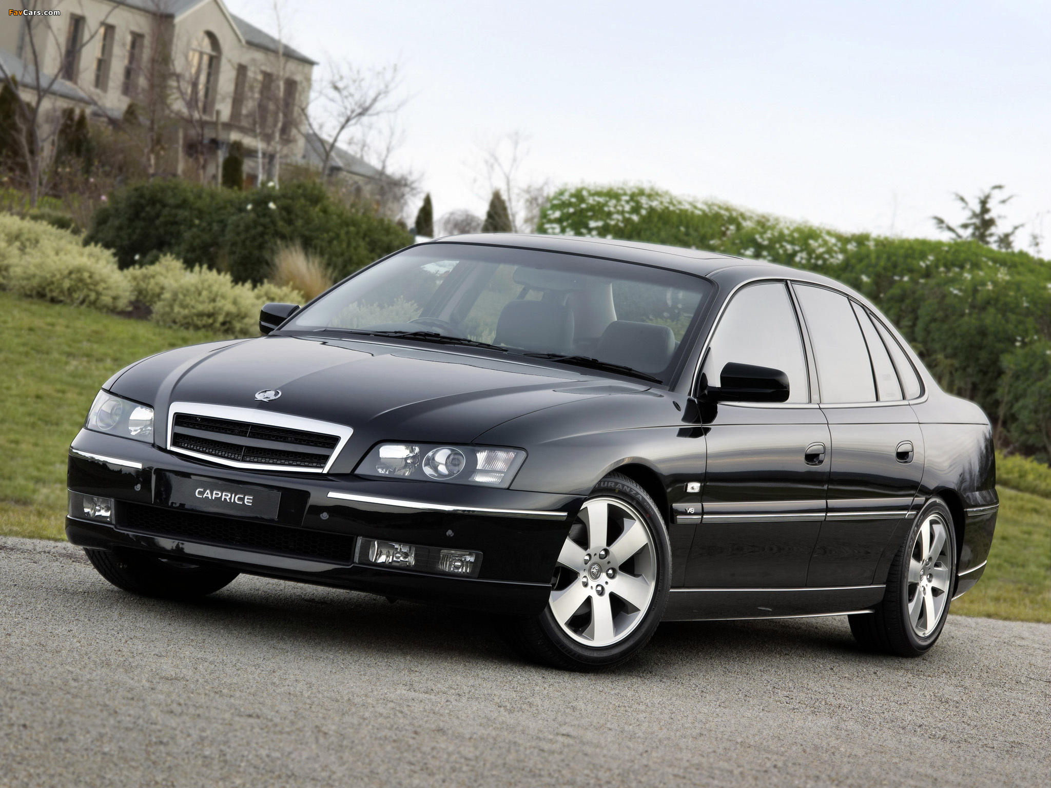 Holden WL Caprice 2004–06 images (2048 x 1536)