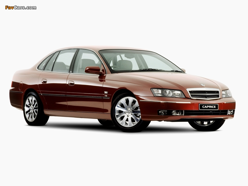 Holden WL Caprice 2004–06 images (800 x 600)